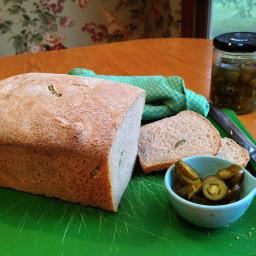 Jalapeno Sourdough Bread