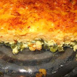 Jalapeño Cheese Squares