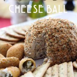 Jalapeño Popper Cheese Ball