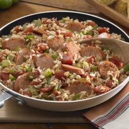 Jambalaya with Sausage