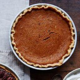James Beards Rich Pumpkin Pie