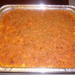 Janine's Baked Macaroni & Cheese
