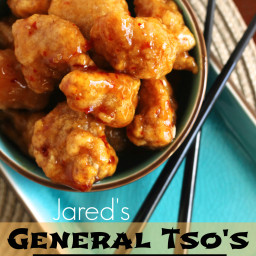 Jared's General Tso's Chicken