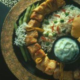 Javanese Pork Sate