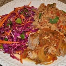 Jazzy Pork Tenderloin in Slow CookerCrock Pot Recipe - Slow Cooker Recipe