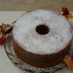 Jeannine Creel's Kentucky Burbon Cake