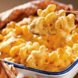 Jeff's Cecils anyone? Triple-Cheese Mac Attack