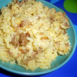 Jekyll Island Rice with Sausage