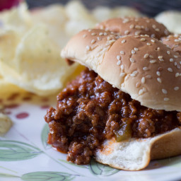 Jim Albright's Sloppy Joes