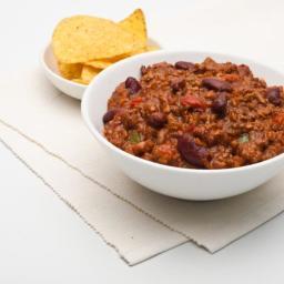 Joan's Chilli Con Carne