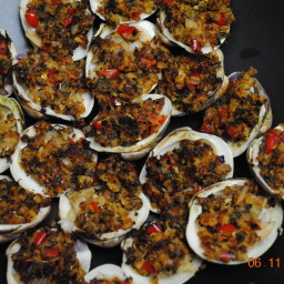Jodie's Baked Clams