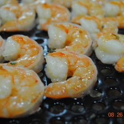 Jodie's Cuban Glazed Shrimp
