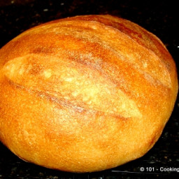 Julia Child's French Bread - Simplified