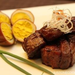 Kakuni (Braised Pork)