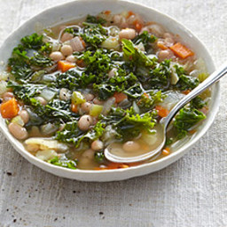 Kale, White Bean, and Potato Stew