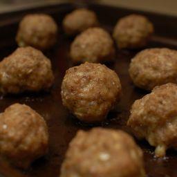 Kari's Meatballs