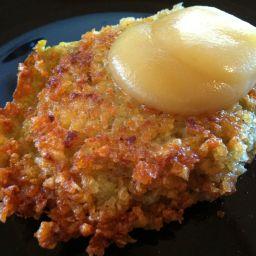 Kartoffelpuffer - German Potato Pancakes