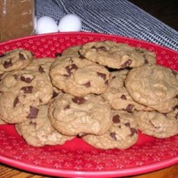Kathy's Chocolate Chunk Cookies