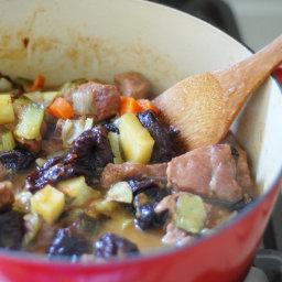 Katniss's Favorite Lamb Stew