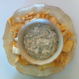 Ken's Left-Over Dip