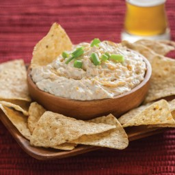 Kentucky Beer Cheese (appetizer, dip, bread)