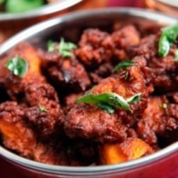 Kerala Roast Chicken