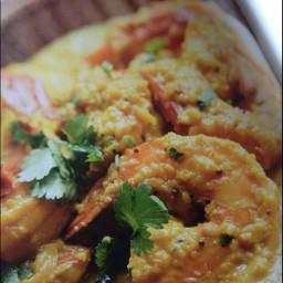 Prawn: Keralan prawn curry