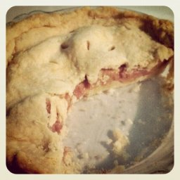 Ketterlin Family Gravenstein Apple Pie
