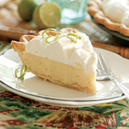 'Key' Lime Pie