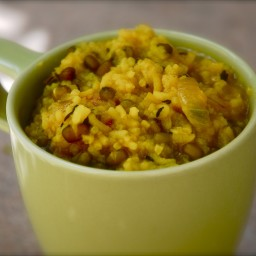Khichdi - Rice with Lentils