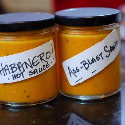Kick Ass Habanero Hot Sauce