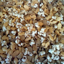 Kicked up Snack Mix