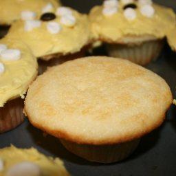 Kid's Vanilla Heaven Cupcakes