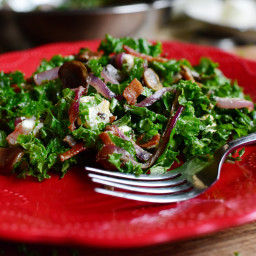 Killer Kale Salad