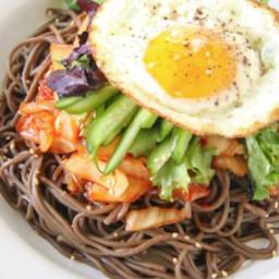 Kimchi Soba Noodle