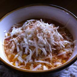 Kirk Ranch Chicken Tortilla Soup