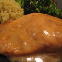 Kittencal's Easy Moist Salmon Steaks