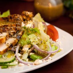 Kittencal's Famous Greek Salad