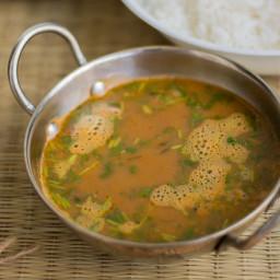 Kollu Rasam Recipe / Horsegram Soup / Ulavalu Rasam