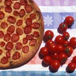 Ladenia the Greek Pizza