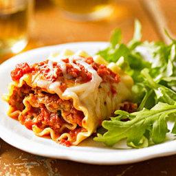 Lasagna Rolls al Forno
