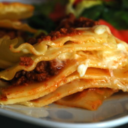 Lasagna That is TO DIE FOR