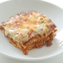 Lasagne - an Authentic Italian Recipe