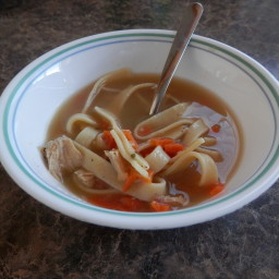 Laura's Chicken Noodle Soup