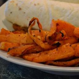 LC'S Sweet Potato Fries (Allrecipes.com)