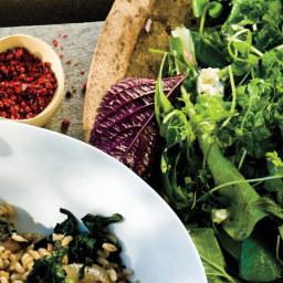 Leafy No-Lettuce Salad