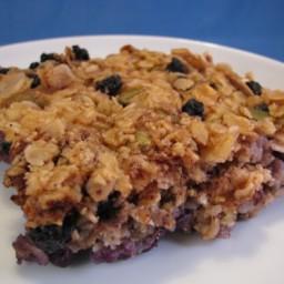 Leann's Baked Oatmeal