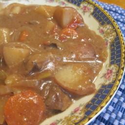 Leanne's Crock Pot Bloody Mary Beef Stew