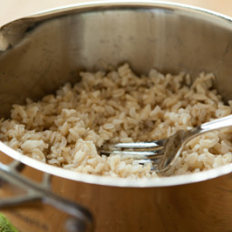 Learn to Cook: Brown Rice