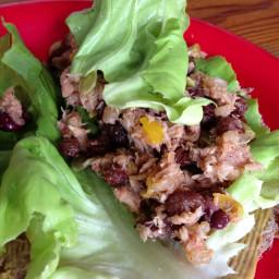 Lea's Selightful Tuna Tacos